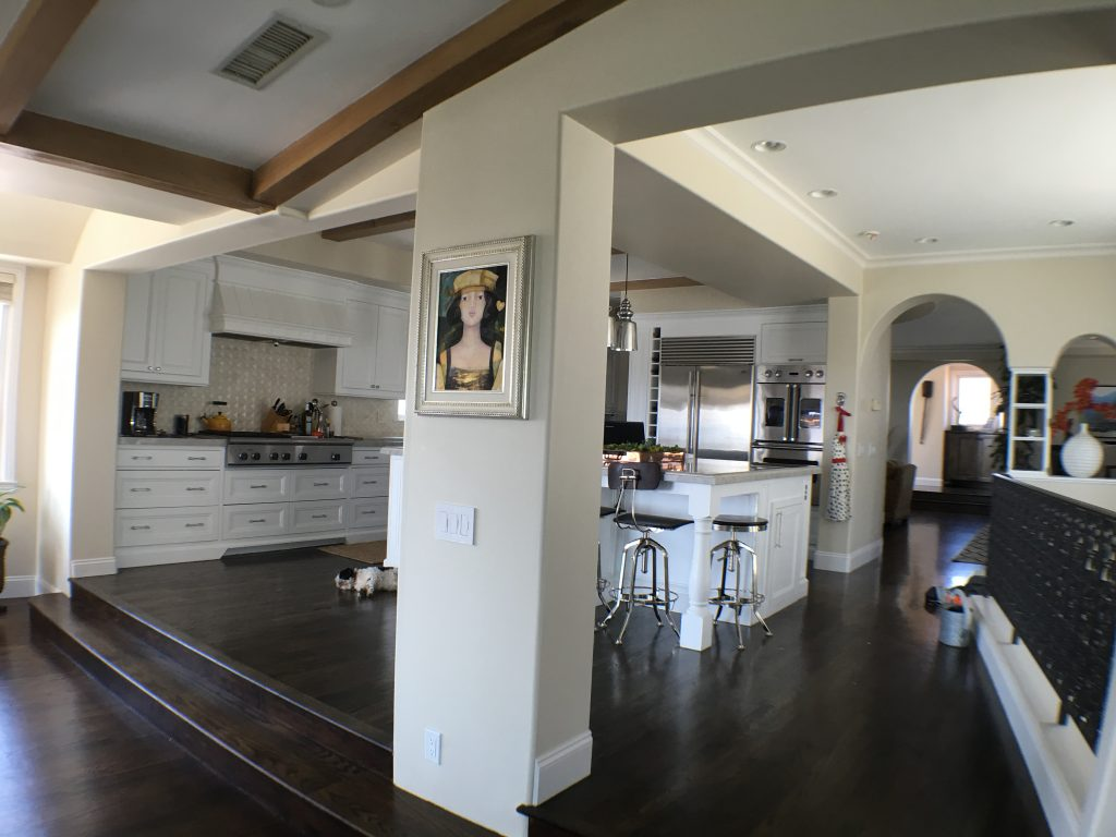 Manhattan beach kitchen remodel